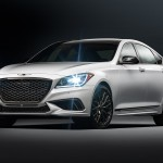 2018-Genesis-G80-Sport-front-three-quarter-02