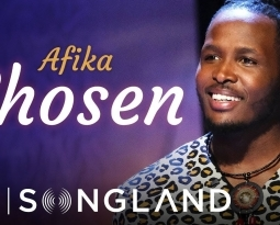 "Afika performs ""Chosen"" on NBC's, Songland"