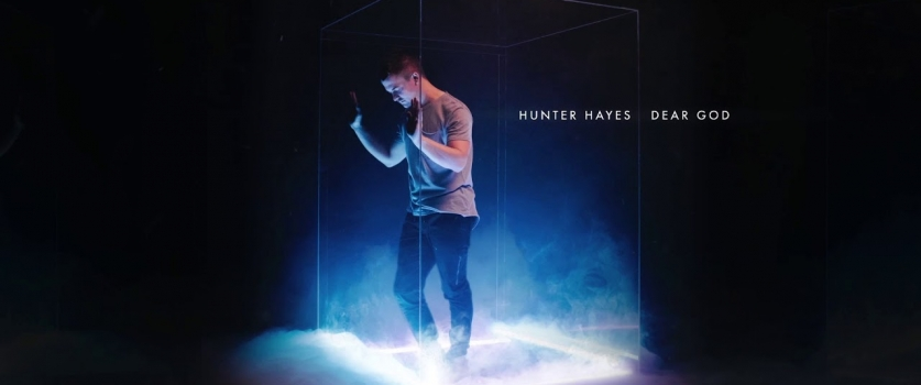 """David Spencer works side by side with Hunter Hayes & Andy Grammer on """"Dear God"""""""