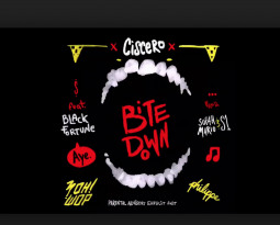 "Ciscero Releases New Single ""Bite Down"""