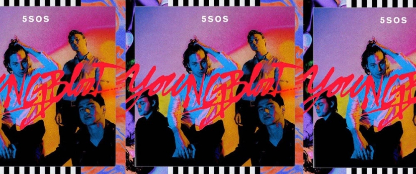 """Mitchy Collins Co-Writes on 5SOS's Newest Album """"YoungBlood"""""""